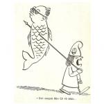 Στη στεριά δεν ζει το ψάρι