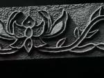 Eternal Elysium - shadowed flower